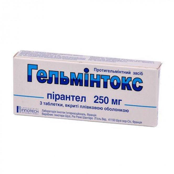 helmintox 250)