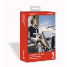 Lauma compression tights with toe size 1D natural (ІІ class model AT404)