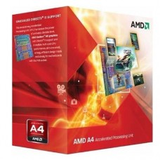 AMD A4-4000 3.0GHz/1MB (AD4000OKHLBOX) sFM2 BOX