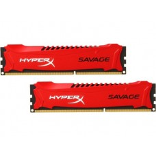 Kingston DDR3-2133 16384MB PC3-17000 (Kit of 2x8192) HyperX Savage (HX321C11SRK2/16)