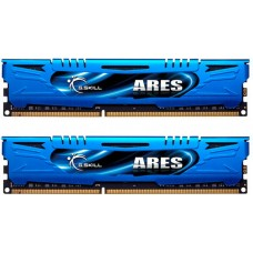 G.Skill DDR3-1866 16384MB PC3-14900 (Kit of 2x8192) Ares (F3-1866C10D-16GAB)