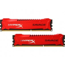 Kingston DDR3-1866 16384MB PC3-14900 (Kit of 2x8192) HyperX Savage (HX318C9SRK2/16)