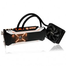 Gigabyte PCI-Ex GeForce GTX 1080 Xtreme Gaming Water Cooling 8GB GDDR5X (256bit) (1759/10206) (DVI, 3 x HDMI, 3 x Display Port) (GV-N1080XTREME W-8GD)