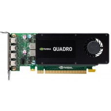 Dell PCI-Ex NVIDIA Quadro K1200 4GB GDDR5 (128bit) (512 МГц) (4 x Mini-DisplayPort) (490-BCZW)
