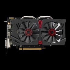 Asus PCI-Ex Radeon R7 370 Strix 4GB GDDR5 (256bit) (975/5600) (2xDVI, HDMI, DisplayPort) (STRIX-R7370-DC2-4GD5-GAMING)