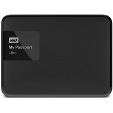Western Digital My Passport Ultra 1TB WDBGPU0010BBK-EESN 2.5 USB 3.0 Black