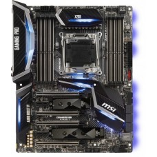 Motherboard MSI X299 Gaming Pro Carbon (s2066, Intel X299, PCI-Ex16)