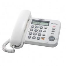 Phone cord Panasonic KX-TS2356UAW White