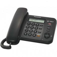 Phone cord Panasonic KX-TS2356UAB Black