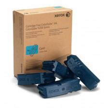 Briquettes tverdochernilny Xerox CQ92xx Cyan (108R00837)