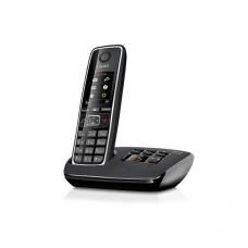 Gigaset C530A Black DECT phone