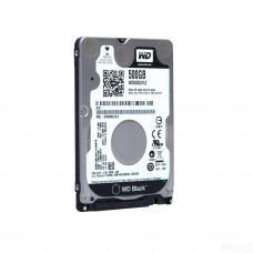 Hard drive internal WD 0.5TB 7200rpm 32Mb 2.5 SATA Black (WD5000LPLX)