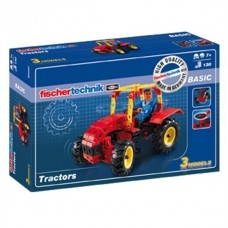 Designer of fischertechnik ADVANCED TRACTORS (FT-520397)