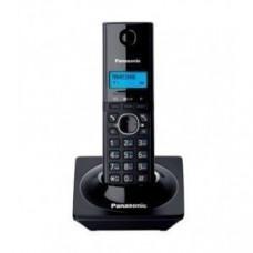 DECT Panasonic KX-TG1711UAB Black phone