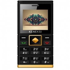 Keneksi ART (M1) DS Black mobile phone