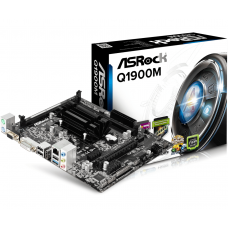 ASRock Q1900M CPU Intel Quad-Core J1900 motherboard (Q1900M)