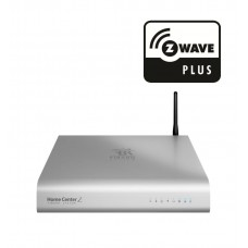 Control block of the smart house of Z-Wave Fibaro Home Center 2
