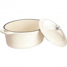 Lamart pan from cast iron of 6.0 l (LT1062)