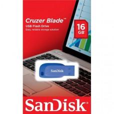 Drive USB 2.0 SANDISK Cruzer Blade 16GB (SDCZ50C-016G-B35BE)
