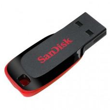 Drive USB 2.0 SanDisk Cruzer Blade 128GB (SDCZ50-128G-B35)