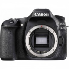CANON EOS camera 80D Body with Wi-Fi (1263C031)