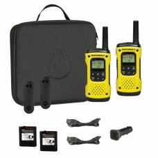 Motorola TLKR T92 H20 Yellow radio set