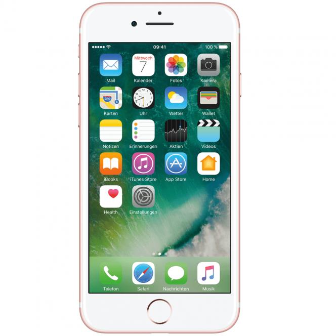 Apple iPhone 7,128 GB (Rose Gold)