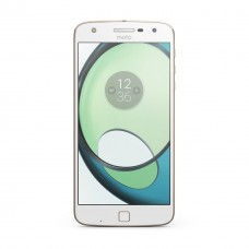 Motorola Moto Z Play 32 GB DS White/Fine gold smartphone