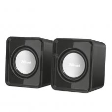Speaker system 2.0 Trust Leto Black (6156482)