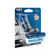 Lamp halogen Philips HB3 WhiteVision of +60% (9005WHVB1)