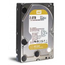 Hard drive internal WD 2TB 7200RPM 6GB/S/128MB 3.5 SATA III Gold (WD2005FBYZ)