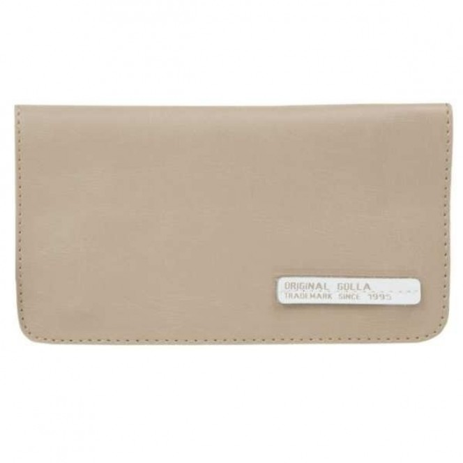 Bag to the Golla mobile phones universal for the Wallet Ronia smartphone (Biege)