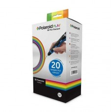 A set of thread for the 3D Polaroid handle of 1.75 mm of PLA PLAY (20 flowers)