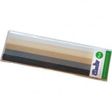 A set of rods for 3D handle 3Doodler CREATE khaki, 25 pieces (a metallic / glyanetsets) (PL-MIX7)