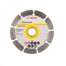 Diamond wheel of detachable Bosch of ECO Universal of 125 mm (2608615028)