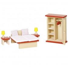 Set for goki dolls bedroom Furniture (51715G)