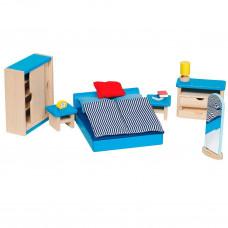 Set for goki dolls bedroom Furniture (51906G)