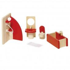 Set for goki dolls bathroom Furniture (51717G)