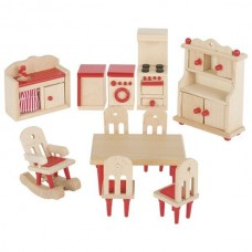 Set for goki dolls Furniture for kitchen (51951G)