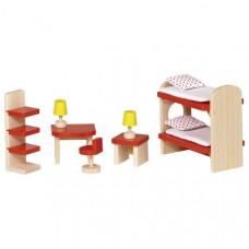 Set for goki dolls the children's room Furniture (51719G)