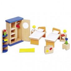 Set for goki dolls bedroom Furniture (51745G)