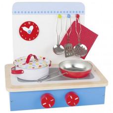 Game Mini-kitchen set goki (51852G)