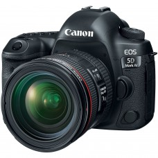 CANON EOS camera 5D Mark IV + 24-70mm f/4 L IS II USM (1483C033)