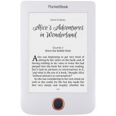 Basic 3 White PocketBook 614 e-book