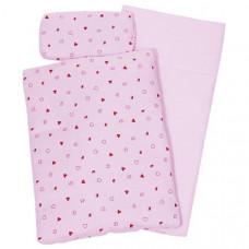 Set for goki dolls the Bed set (pink) (51861G)