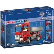 Designer of fischertechnik ADVANCED TRUCK (FT-540582)