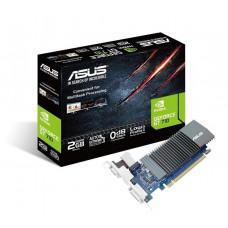 Video card of ASUS GeForce GT710 2GB DDR3 Silent (GT710-SL-2GD5)