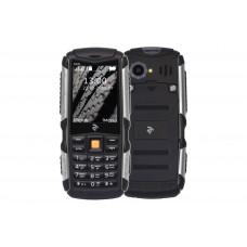 Mobile phone 2E R240 DS Black
