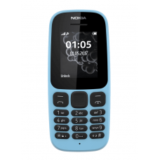 Mobile phone number of Nokia 105 TA-1010 Blue
