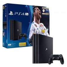 Game console SONY PlayStation 4 Pro 1Tb Black (FIFA of 18/PS+14Day) (9914464)